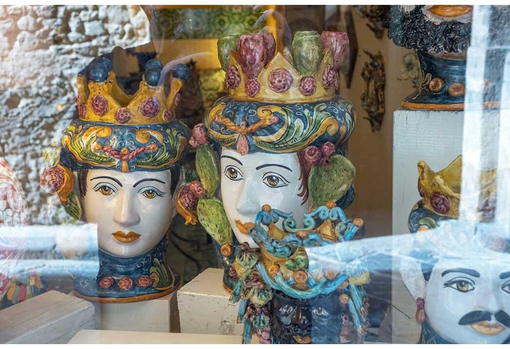 Il meglio della Sicilia: shopping per la ceramica a Caltagirone